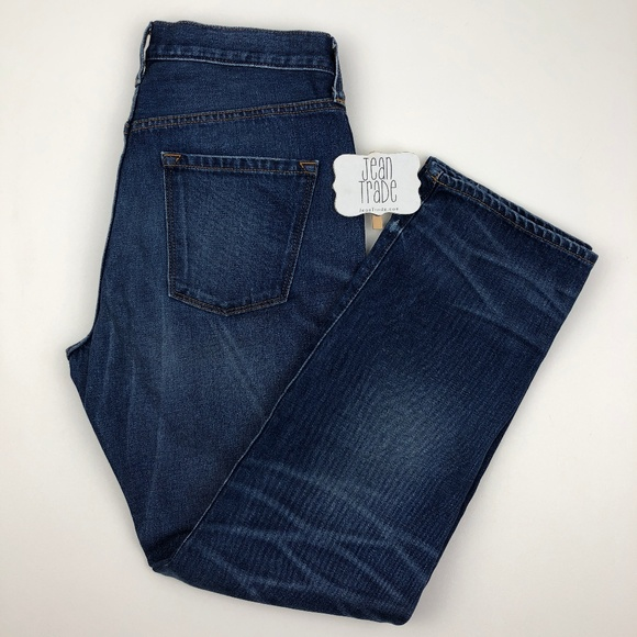 J. Crew Factory Denim - J.Crew Factory Boyfriend Jeans